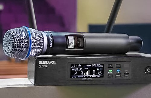 Best Wireless Microphone System